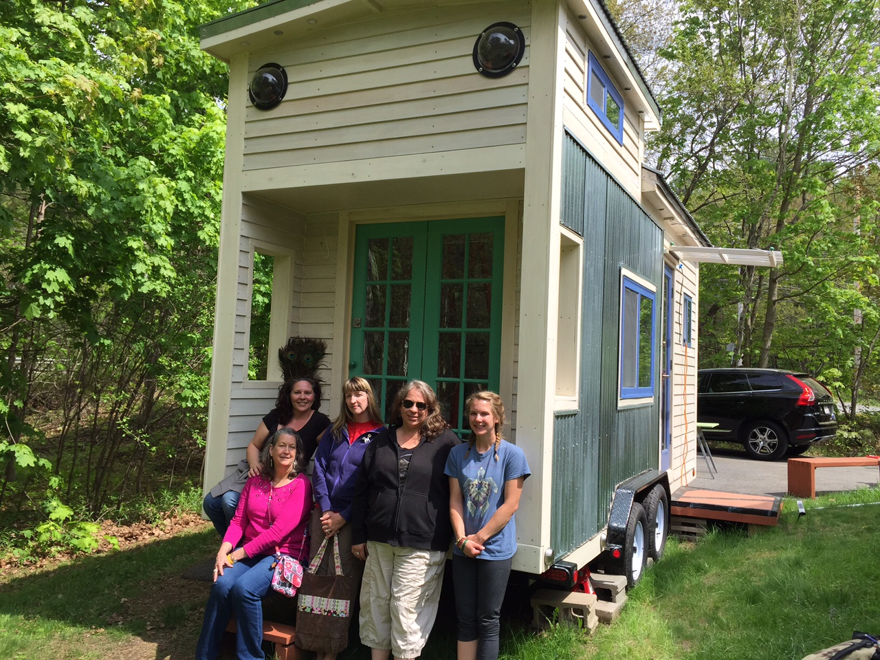 silver bullet tiny house Living the sustainable tiny life Page 4